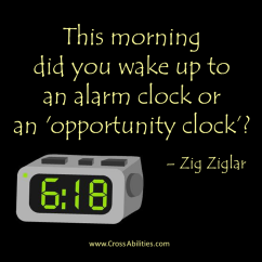 The Opportunity Clock